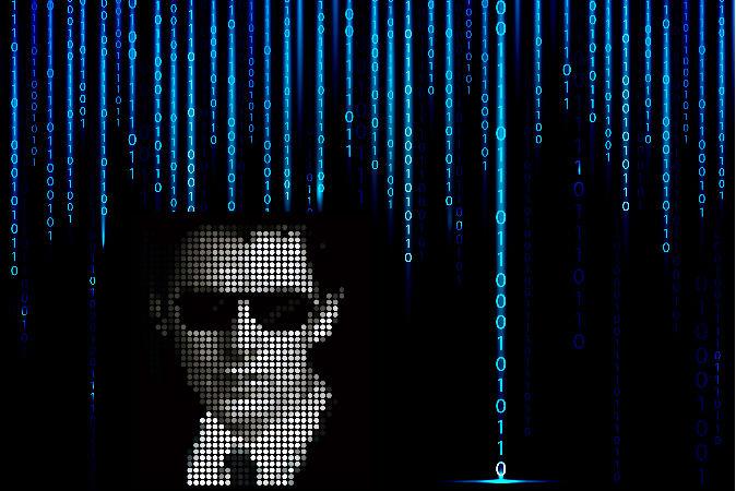 Matrix-glitch