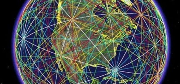 Ley Lines- The KEY To Unlocking The Matrix