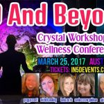 Crystal Expert Adrienne Goff Speaks At In5d Conference