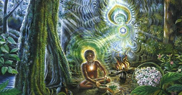 Here Is What Shamanism And Quantum Physics Have In Common