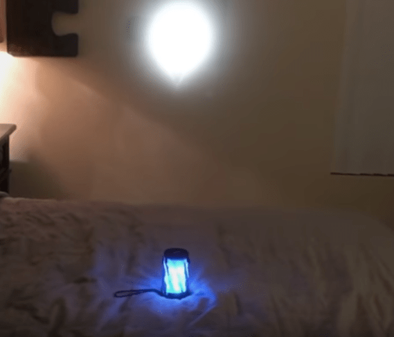 Man Opens Portal In His Bedroom With Sound Frequency