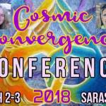 Cosmic Convergence Conference Sarasota March 2-3, 2018