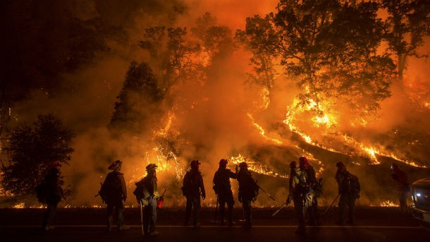 Plan To Burn Up Northern California Disclosed