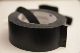 2 inch paper tape - gaffer tape