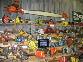 How to find a good chainsaw