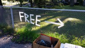 How to find free stuff on internet