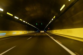How to find the right way for driving at night