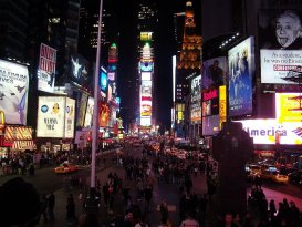 How to find – Times Square New Years Eve
