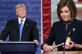 "Pelosi Could ""Put Trump In Limbo"""