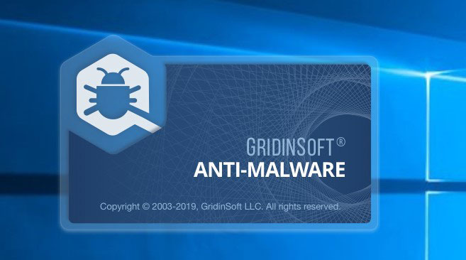 GridinSoft Anti-Malware Splash-Screen
