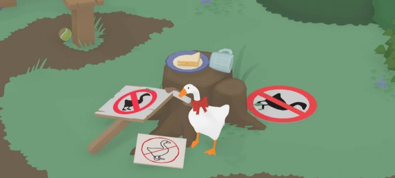 Vulnerability in Untitled Goose Game