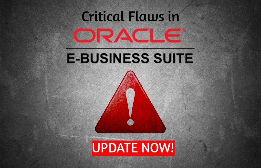 Oracle EBS at risk of PayDay