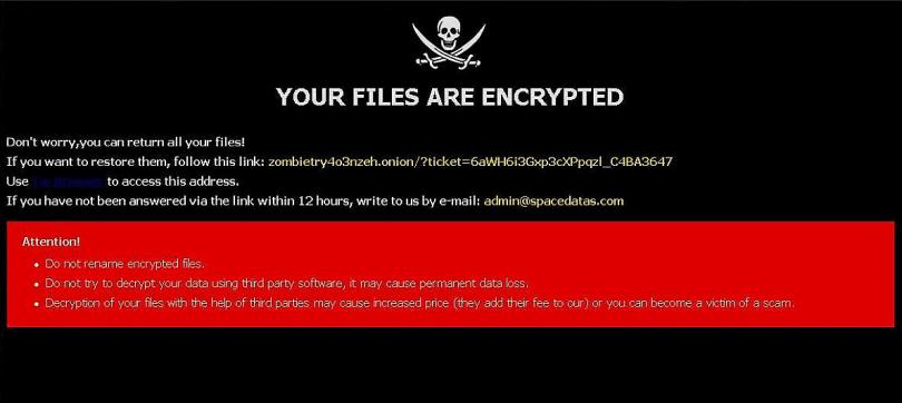 [admin@spacedatas.com].roger virus demanding message in a pop-up window