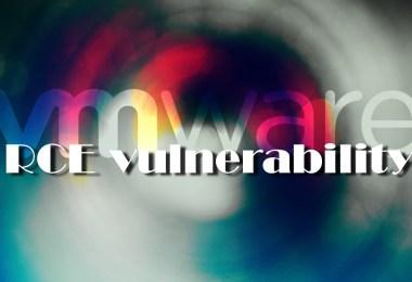 VMware RCE vulnerability in ESXi