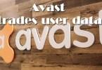 Avast trades user data