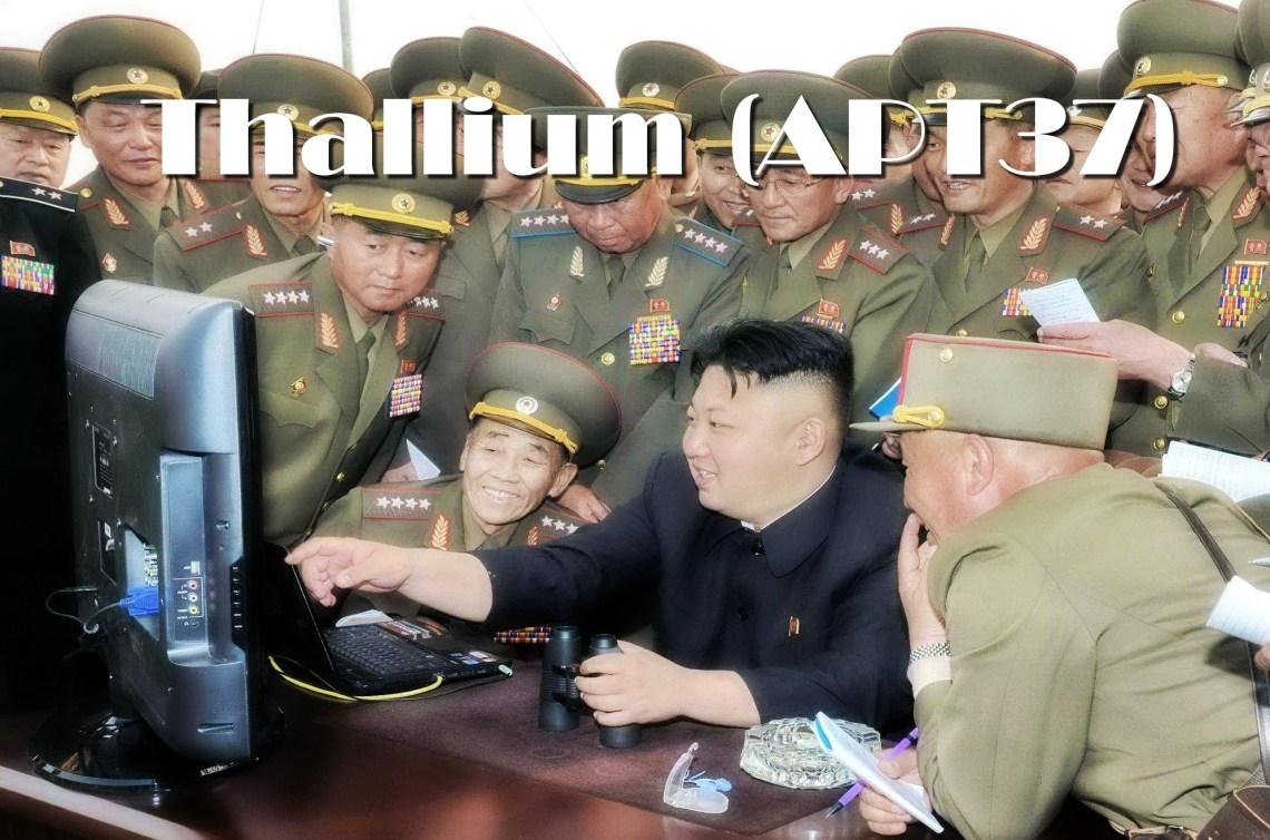 Microsoft control Thallium domains