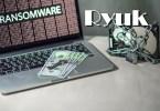Ryuk ransomware uses Wake-on-LAN