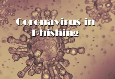 Attackers exploit the theme of coronavirus