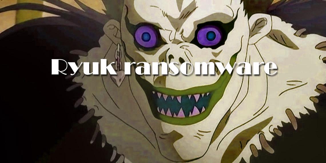 Ryuk ransomware attacks hospitals