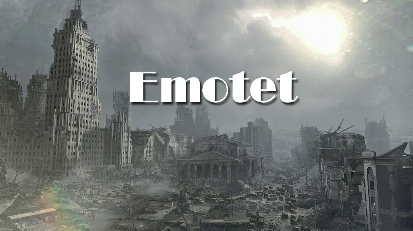 Emotet turned off the city network