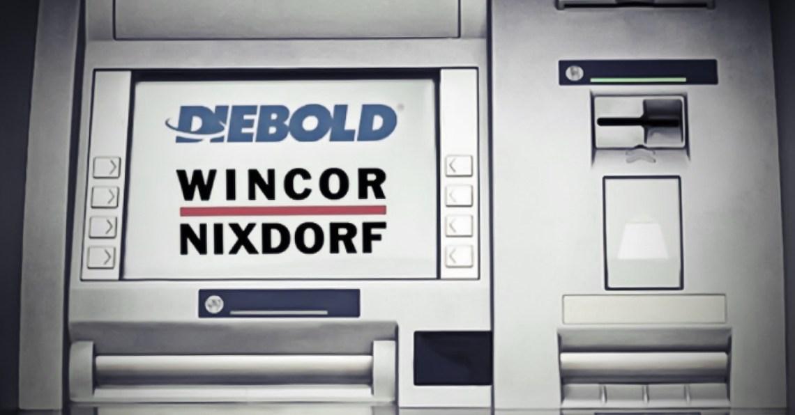 ProLock attacked Diebold Nixdorf