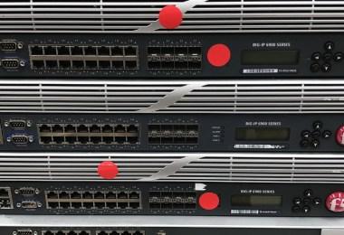 Attacks on vulnerability in F5 BIG-IP