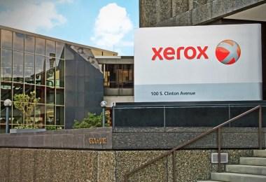Maze hacked Xerox Corporation