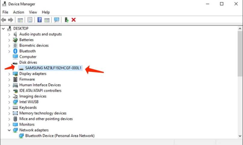 DPC Watchdog Violation error - Install the fresh version of SSD Firmware