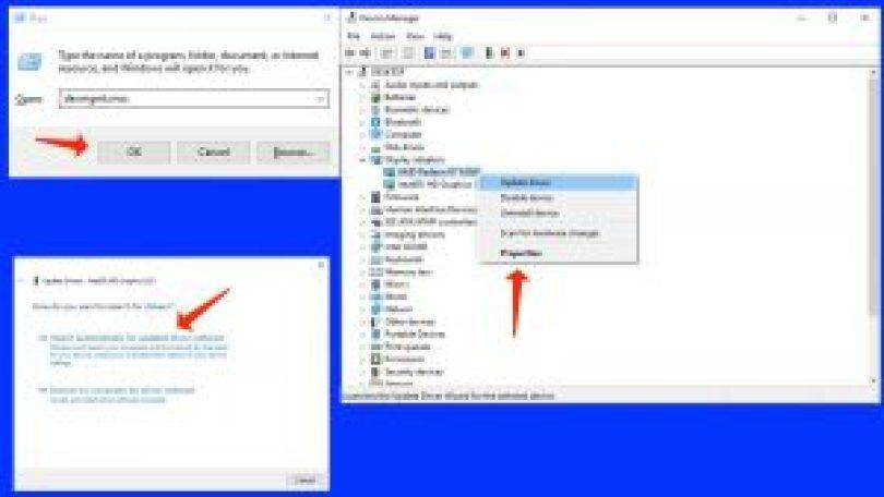 Aktualisieren Sie die Treiber, um Video_Scheduler_Internal_Error zu reparieren