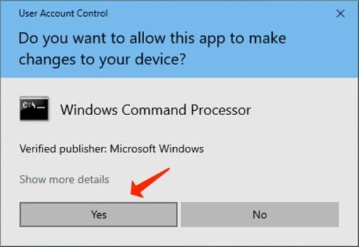 User Account Control