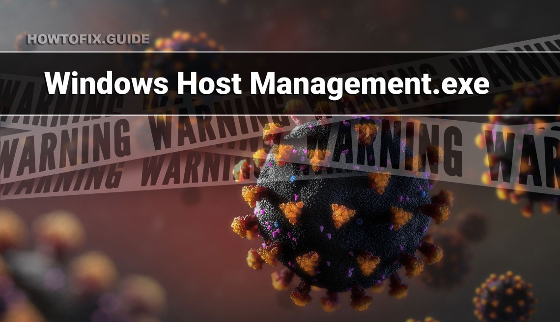 Windows Host Management.exe