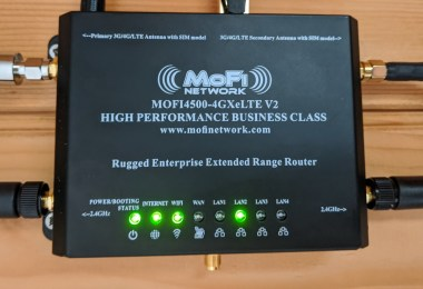 Backdoors in MoFi Network routers