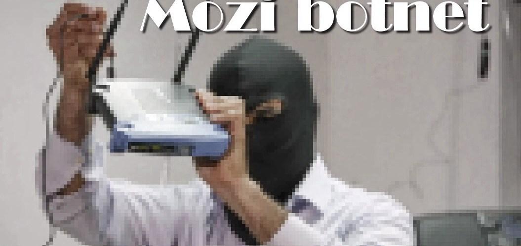IBM experts and the Mozi botnet