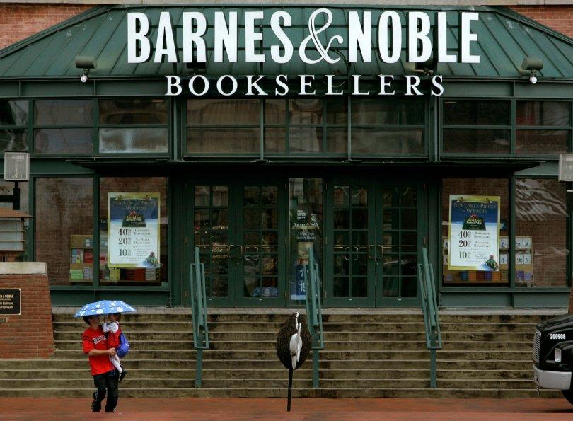Egregor attacked Barnes & Noble