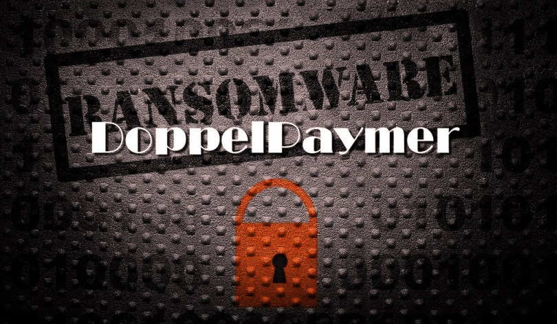 DoppelPaymer ransomware attacked