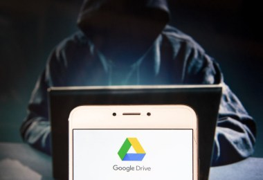 Scammers use Google Drive