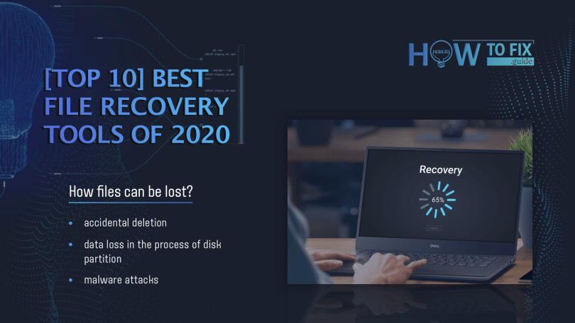[TOP 10] Best file recovery tools in 2020
