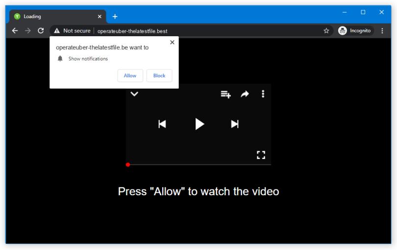 Operateuber-thelatestfile.best push notification