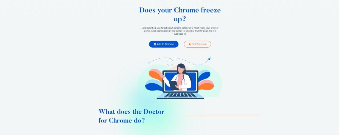 Doctor for Chrome