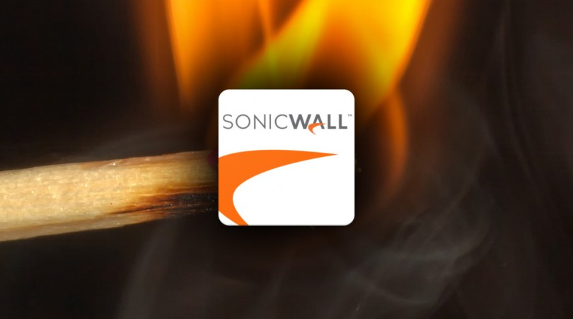 SonicWall released a patch