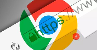 Chrome will add HTTPS