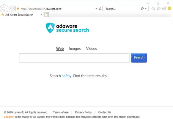 Web Companion home page
