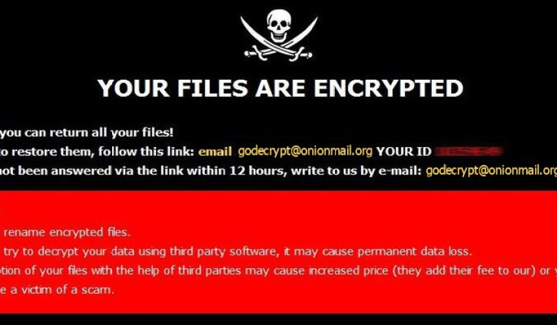 [godecrypt@onionmail.org].4o4 virus demanding message in a pop-up window