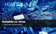 Instabio.cc virus. Is Instabio.cc safe?