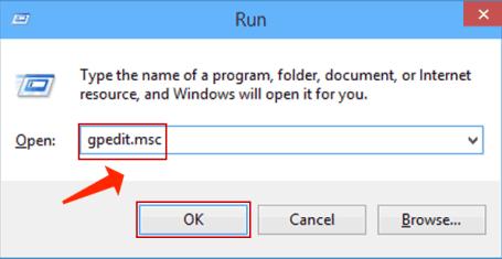 windows run command gpedit.msc