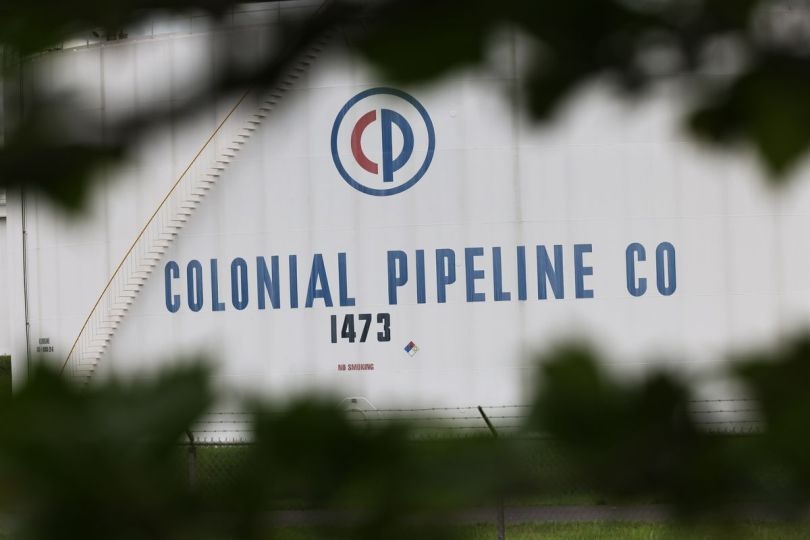 Colonial Pipeline problems again