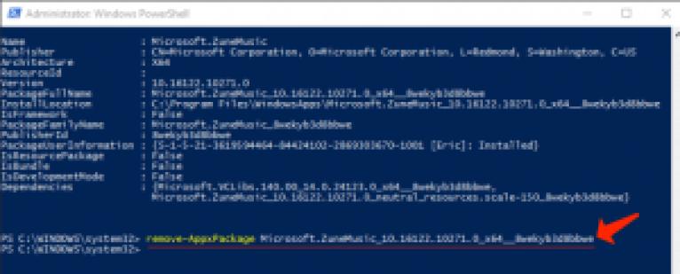 resolver problemas en Windows 10 - deshacerse del programa inactivo