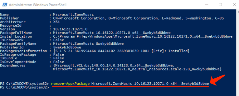 resolve issues in windows 10 - get rid of inactive program