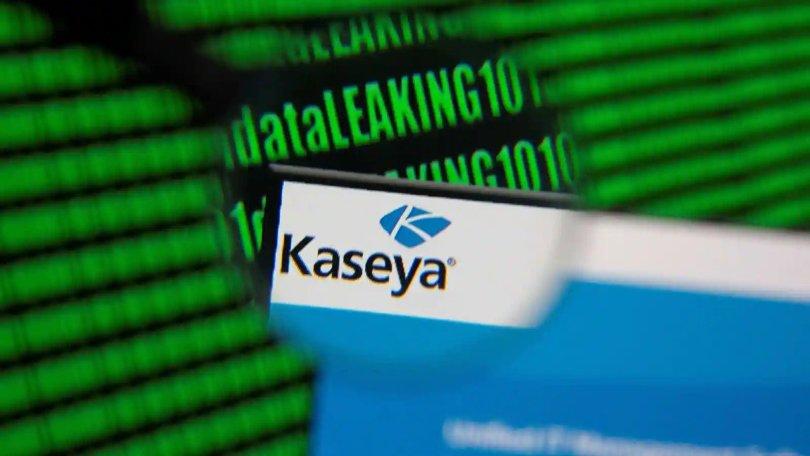 vulnerabilities in Kaseya Unitrends