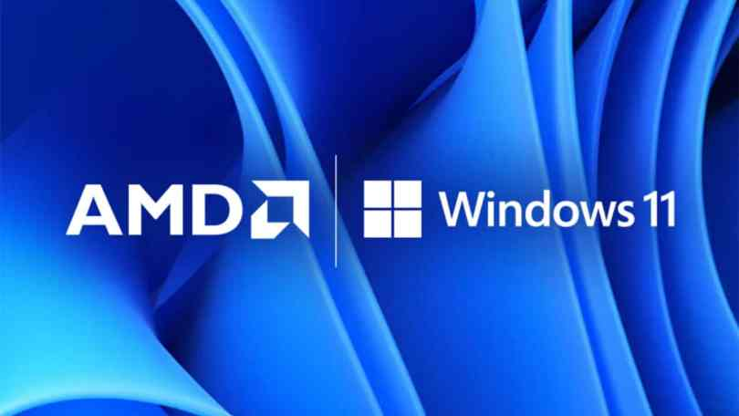 Windows 11 and AMD processors